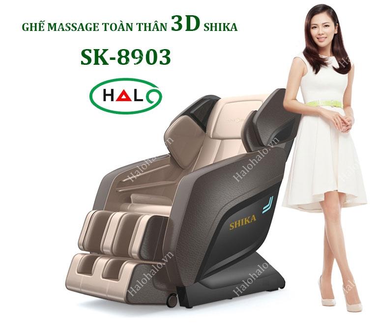 Đánh giá của khách hàng về ghế massage 3D Shika