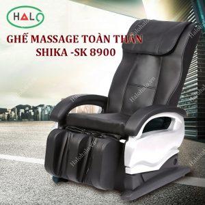 Ghế massage toàn thân Shika SK-8900