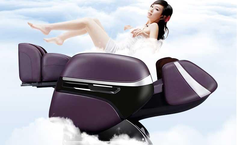 ghế massage toàn thân kết nối tình yêu trở lại
