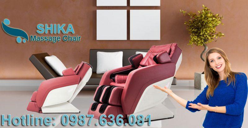 Bán ghế massage toàn thân ở Vũng Tàu