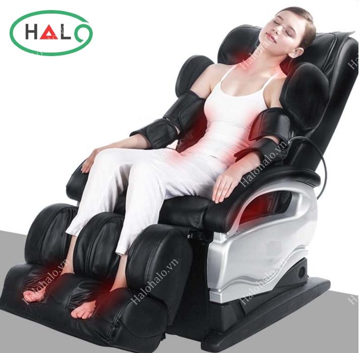 Mẹo mua ghế massage toàn thân hàng chuẩn ở Việt Nam
