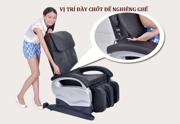 ghế massage toàn thân shika 8900