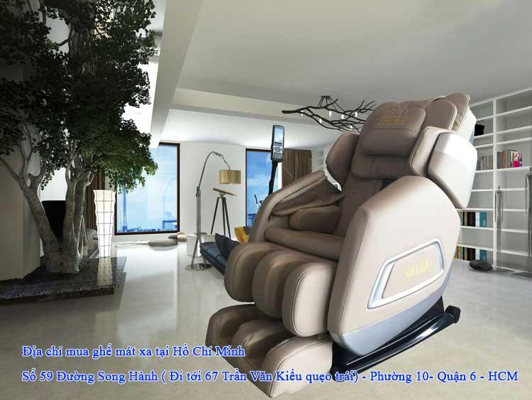 Địa chỉ bán ghế massage uy tín chất lượng