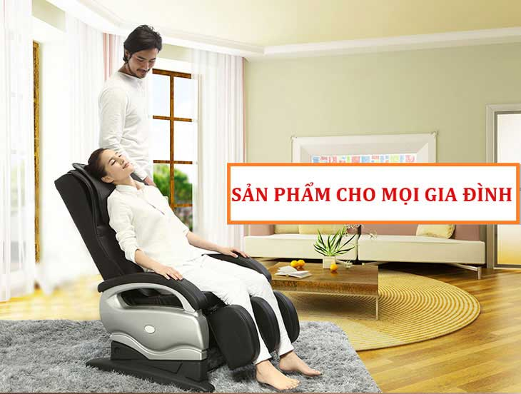 Ghế massage toàn thân, chăm sóc sức khỏe thông minh