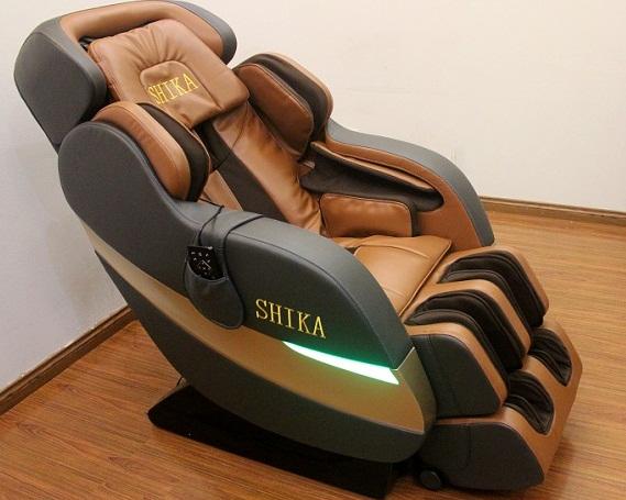 Chồng mua ghế massage tặng vợ