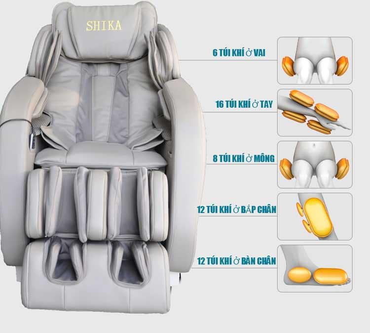 Ghế massage trị liệu mua ở đâu giá rẻ