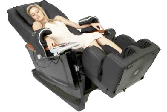 Những điều cần lưu ý khi sử dụng ghế masage toàn thân