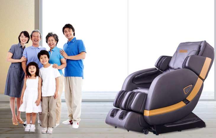 Mua ghế massage tại Cần Thơ