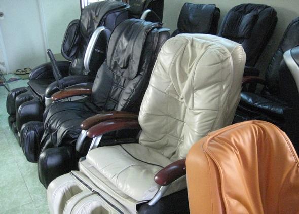 Mua ghế massage giá rẻ tại Đà Nẵng