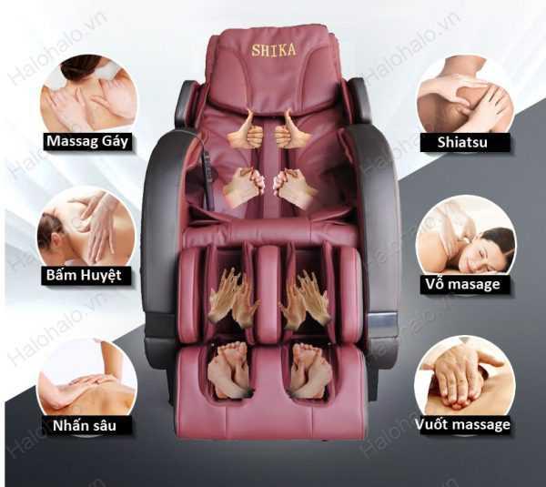 NƠi bán ghế massage Nhật Bản tại Vũng Tàu