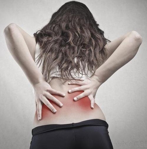 Hiện tượng đau lưng ở phụ nữ có nguy hiểm