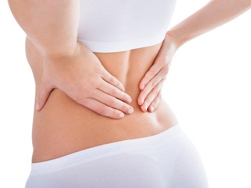 Đau lưng, vùng xương chậu và chân liên tục
