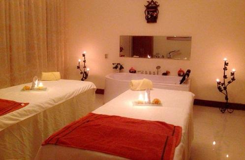 Địa chỉ massage ở Hà Nội - muối spa