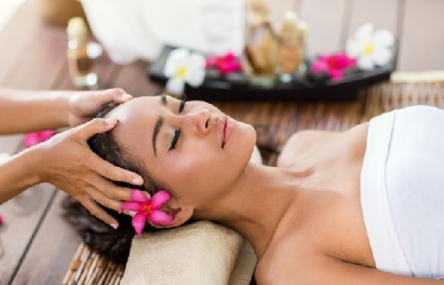 Dạy cách massage đầu