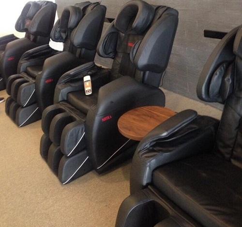 Ghế massage cho spa